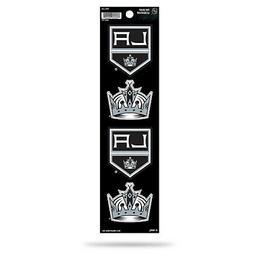 Los Angeles Kings NHL Die Cut Decal 4-Piece The Quad Sticker