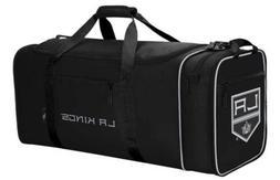 Los Angeles Kings Duffel Bag Premium Team Color Heavy Duty S