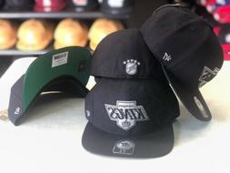 Los Angeles Kings 47 Brand Hole Shot Fitted Hat Cap NHL Hock