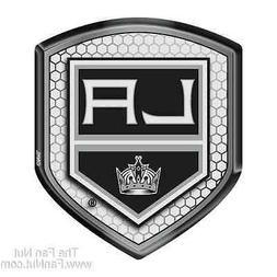 Los Angeles Kings LA Hi-Intensity SHIELD Reflector Emblem De