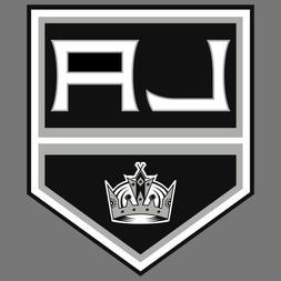 Los Angeles Kings LA NHL Hockey Vinyl Sticker Car Truck Wind
