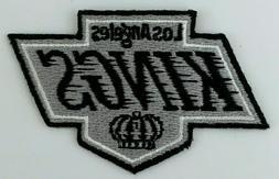 """Los Angeles Kings Logo Hat Backpack Jacket 2"""" x 3"""" NHL Hocke"""