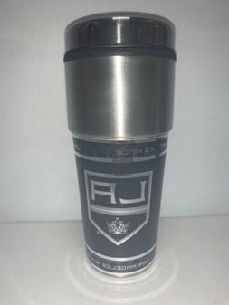 Los Angeles Kings Logo Travel Mug Tumbler Stainless Steel NE