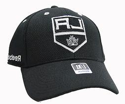 Los Angeles Kings Reebok M546Z Structured Stretch Fit NHL Ho
