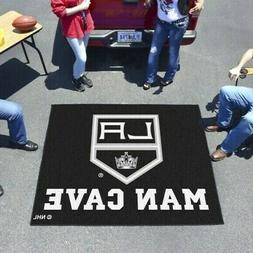"Los Angeles Kings ""Man Cave"" Tailgater Rug or Mat for Tailga"