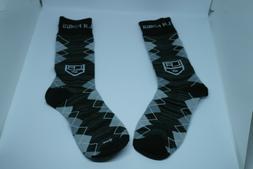 Los Angeles Kings NHL For Bare Feet Argyle Performance Crew