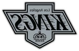 "Los Angeles Kings NHL Car Bumper Sticker Decal ID:3 ""SIZES"""