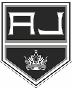 Los Angeles Kings NHL Hockey bumper sticker wall decor vinyl
