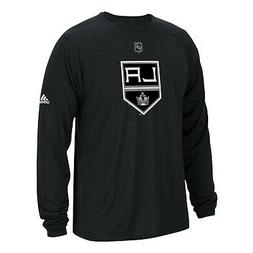 "Los Angeles Kings NHL Adidas Men's ""Primary Position"" Climal"