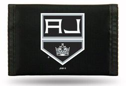 Los Angeles Kings NHL Nylon Trifold Wallet