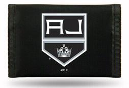 Los Angeles Kings NHL Nylon Trifold Wallet