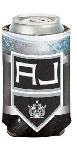 """Los Angeles Kings Official NHL 4"""" Tall Coozie Can Cooler"""