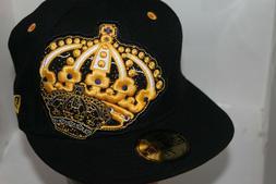 Los Angeles Kings New Era NHL Team Logo Solid 59fifty,Hat,Ca