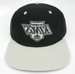LOS ANGELES KINGS NHL VINTAGE SNAPBACK 2-TONE RETRO CAP HAT