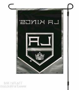 Los Angeles Kings Premium 2-sided Garden Window Flag Banner