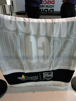 Los Angeles Kings SGA 3.16.19 NHL Hockey Fleece Throw Blanke