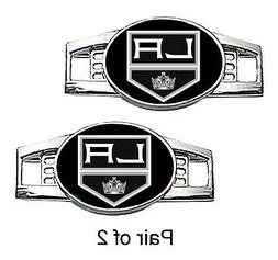 Los Angeles Kings Shoe Charms / Paracord Charms