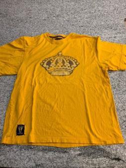 Los Angeles Kings CCM Vintage Hockey T-Shirt Crown Logo