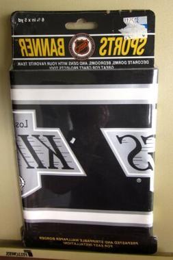 LOS ANGELES KINGS wallpaper border NHL hockey banner 1994 lo