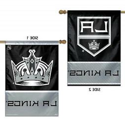 Los Angeles Kings WC Garden Flag Premium 2-Sided Outdoor Hou