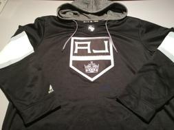 Los Angeles LA Kings Hockey Jersey Pullover Hoodie - Size Me