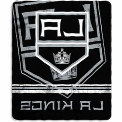 New Los Angeles LA Kings Soft Fleece Throw Gift Blanket NHL
