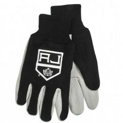 McArthur 9960636516 Los Angeles Kings Two Tone Gloves - Adul