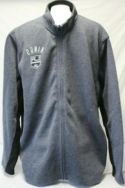 *NEW* Los Angeles Kings Men's NHL Team Apparel Full Zip Pull
