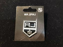 NEW - Los Angeles Kings Shield Logo Lapel Pin - NHL Licensed