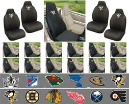 NHL Car Truck Seat Covers Fanmats Choose Your Team