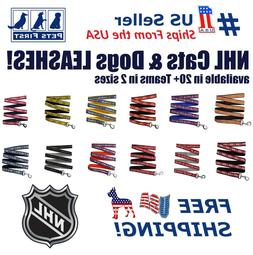 nhl leash licensed heavy duty strong durable