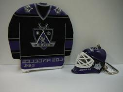 NHL Licensed Lil Sports Brat Hockey Collectible - LOS ANGELE