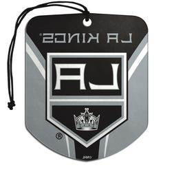 Team ProMark NHL Los Angeles Kings 2-Pack Air Freshener 2-4