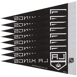 NHL Los Angeles Kings 8-Pack 4'' x 9'' Mini Pennant Set - Bl