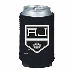 NHL Los Angeles Kings Black Collapsible Can Koozie -