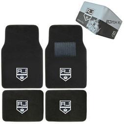 NHL Los Angeles Kings Car Truck Carpet Floor Mats & Syntheti