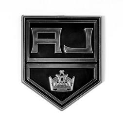 NHL Los Angeles Kings Chrome Automobile Emblem
