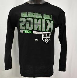 Majestic NHL Los Angeles Kings Hockey Shirt NWT S, M, L, XL