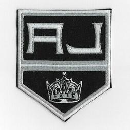NHL Los Angeles Kings Iron on Patches Embroidered Patch Appl