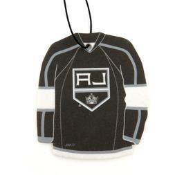 "NHL LOS ANGELES KINGS LA "" JERSEY "" AIR FRESHENER"