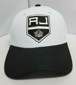 NHL Reebok Los Angeles Kings Light Gray Men's Adjustable Hat