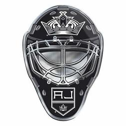 NHL Los Angeles Kings Mask Emblem, Black