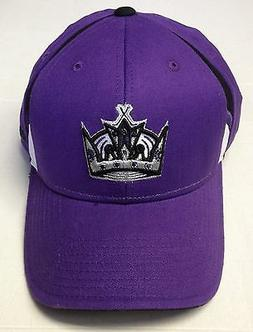 NHL Los Angeles Kings Reebok Pro Shape Adjustable   Cap Hat