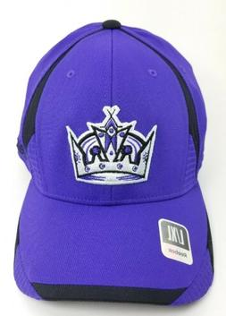 NHL Los Angeles Kings Reebok Pro Shape Flex Fitted  Cap Hat