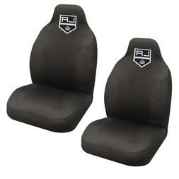 "NHL Los Angeles Kings Seat Cover, 20"" x 48""/Small, Black"