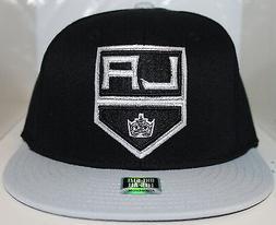 NHL Los Angeles Kings Reebok Two Banners Champions Flex Hat