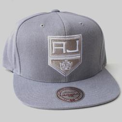 NHL Los Angeles Kings Vintage Mitchell & Ness Slub Cotton Sn
