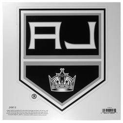 "NHL Los Angeles Kings Vinyl Car Magnet 8"" Logo Auto Tailgate"