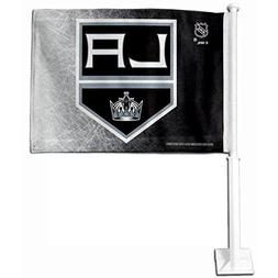 NHL Los Angeles Kings Car Flag