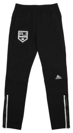 Adidas NHL Men's Los Angeles Kings Center Ice Finished Zone